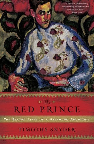The Red Prince book cover
