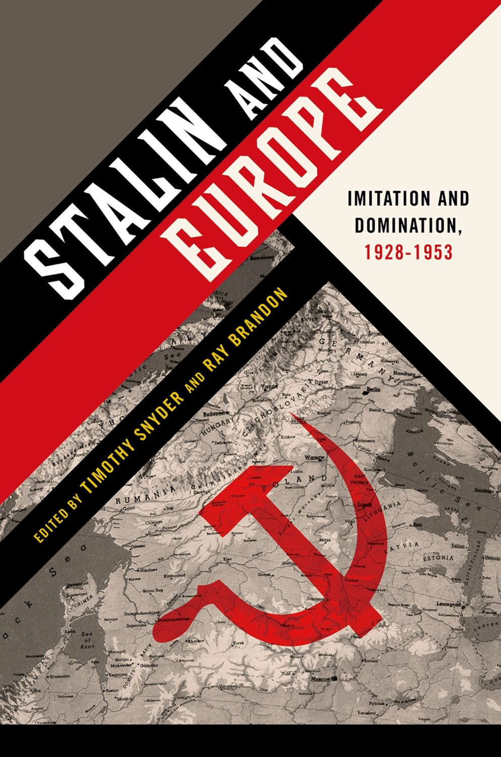 Stalin and Europe book cover