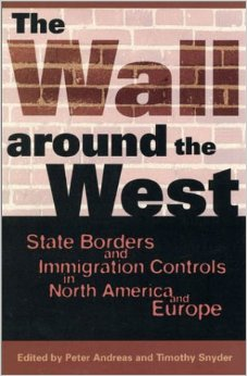 The Wall around the West book cover